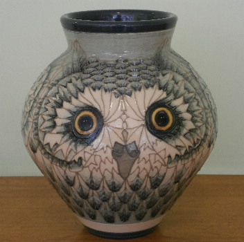 Dennis Chinaworks - owl